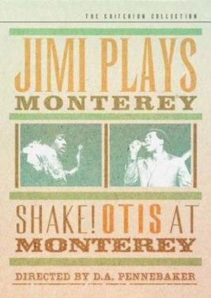 Shake! Otis at Monterey - Image: Shake! Otis at Monterey Film Poster