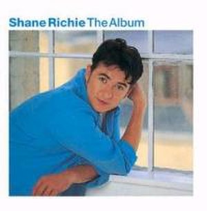 The Album (Shane Richie album) - Image: Shen Richie The Album