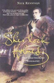 Sherlock Holmes - The Unauthorized Biography.jpg