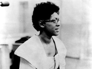 Shirley Scott American organist