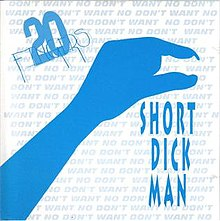 10 fingers short dick man