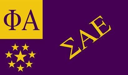 Sigma Alpha Epsilon flag