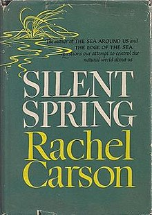 Image result for silent spring by rachel carson