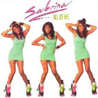 All of Me (Boy Oh Boy) - Image: Sin sabrina all of me