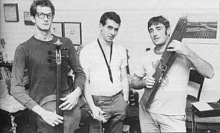 Skeleton Crew (band) American experimental rock and jazz group