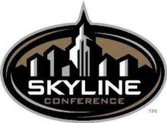 Skyline Conference - Image: Skyline Conference logo