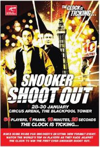 2011 Snooker Shoot-Out - Image: Snooker Shoot Out 2011 Poster