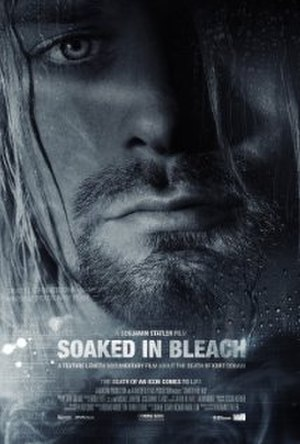 Soaked in Bleach - Theatrical release poster