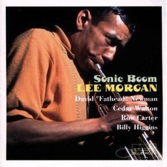 Sonic Boom (Lee Morgan album) - Image: Sonic Boom (Lee Morgan album)