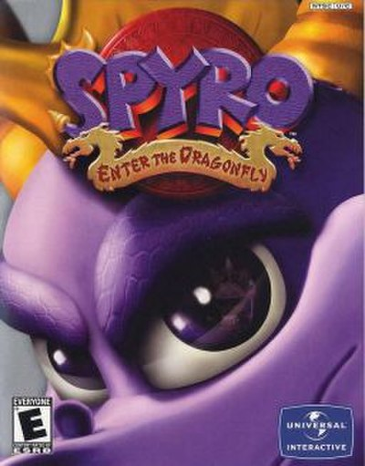 Picture of a game: Spyro: Enter The Dragonfly