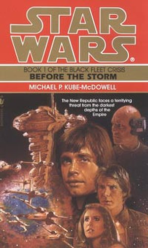 The Black Fleet Crisis - Image: Star Wars Before the Storm