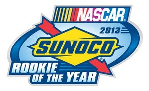 NASCAR Rookie of the Year - Sunoco Rookie of the Year logo
