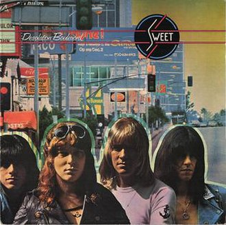 Desolation Boulevard - Image: Sweet Desolation Boulevard Original