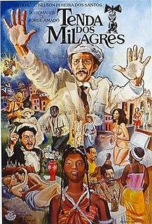 <i>Tenda dos Milagres</i> (film) 1977 film