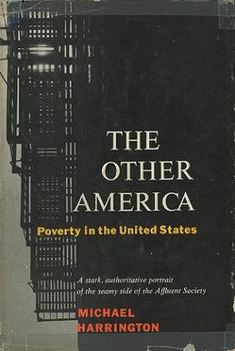The Other America - First edition (publ. Macmillan Publishers)