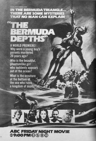 The Bermuda Depths - Original network advertising .