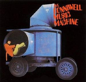 The Bonniwell Music Machine (album) - Image: The Bonniwell Music Machine