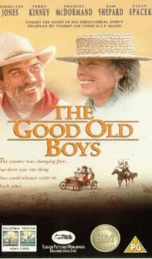 The Good Old Boys (film) - Image: The Good Old Boys (film)