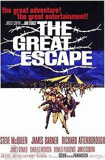 <i>The Great Escape</i> (film) 1963 American war film