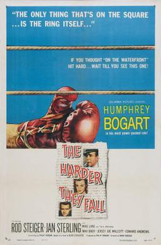 The Harder They Fall - Theatrical release poster