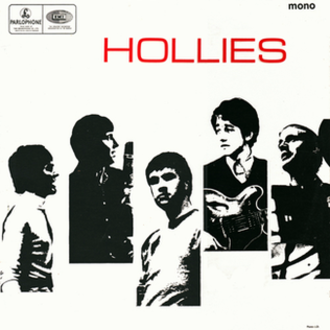 Hollies (1965 album) - Image: The Hollies Self Titled