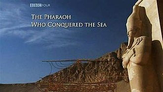 The Pharaoh Who Conquered the Sea - Image: The Pharaoh Who Conquered the Sea