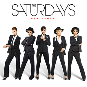 Gentleman (The Saturdays song) - Image: The Saturdays – Gentleman (Official Single Cover)