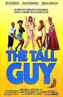 <i>The Tall Guy</i> 1989 film by Mel Smith
