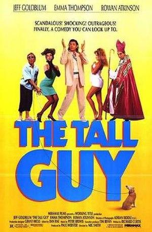 The Tall Guy - Goldblum and Kim Thomson