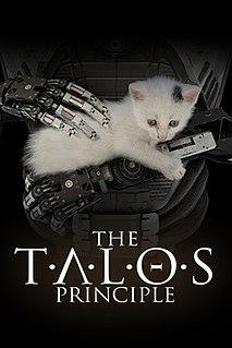 <i>The Talos Principle</i> 2014 video game