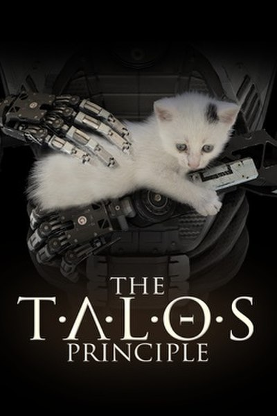 Picture of a game: The Talos Principle
