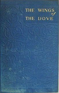 <i>The Wings of the Dove</i> novel by Henry James