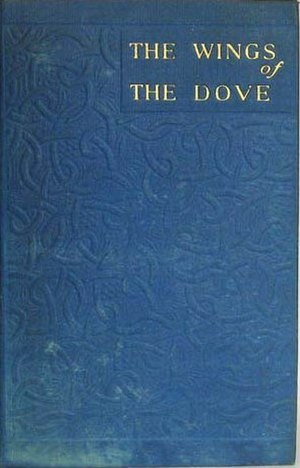 The Wings of the Dove - Cover of the first UK edition