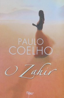 the zahir novel  the zahir novel jpg author paulo coelho