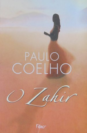 The Zahir (novel) - Image: The Zahir (novel)
