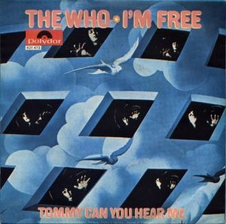 I'm Free (The Who song) - Image: The who im free s