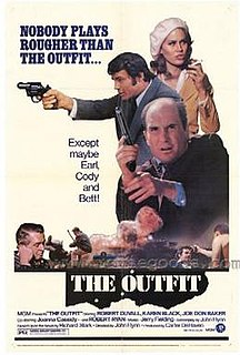 <i>The Outfit</i> (1973 film) 1973 film by John Flynn