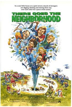 There Goes the Neighborhood (film) - Image: There Goes the Neighborhood film poster