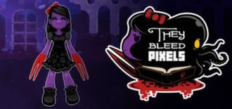 They Bleed Pixels - Image: They Bleed Pixels Header