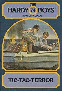<i>Tic-Tac-Terror</i> book by Franklin W. Dixon