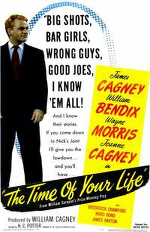 The Time of Your Life (film) - Original film poster