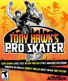 Tony Hawk's Pro Skater HD - Wikipedia
