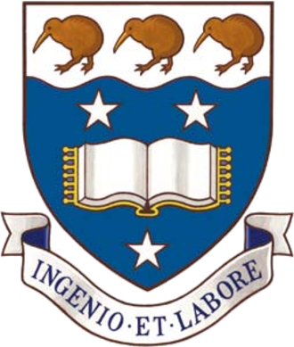 University of Auckland - Coat of arms of the University of Auckland