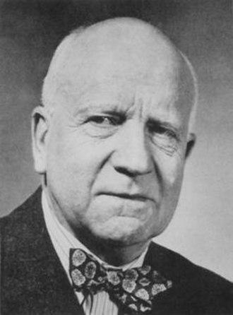 Donald Van Slyke - Donald Van Slyke, during his time at Brookhaven National Laboratory