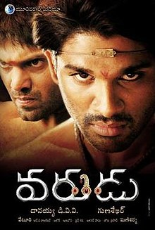 Ek Aur Rakshak (Varudu) 2010 Hindi Dubbed 450MB Download