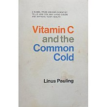 Vitamin C and the Common Cold (book).jpg