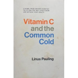 Vitamin C and the Common Cold (book) - Cover image of Vitamin C and the Common Cold
