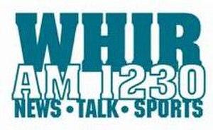 WHIR - Image: WHIR logo