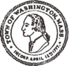 Official seal of Washington, Massachusetts
