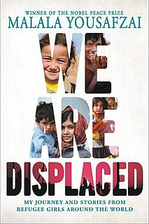 <i>We Are Displaced</i>